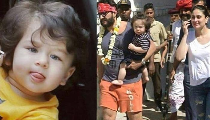 Taimur Ali Khan Is Looking The Cutest Enjoying Jeep Ride With Dad Saif And Mom Kareena In Latest Pic