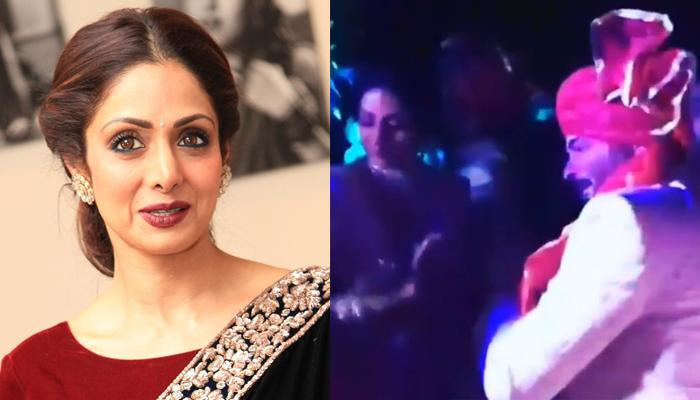 Sridevi's Last Video Dancing With Her Mr India Anil Kapoor Will Surely Bring Tears To Your Eyes