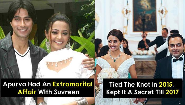 After Dating Married Apurva, Surveen Also Dated Another TV Actor Before Getting Married