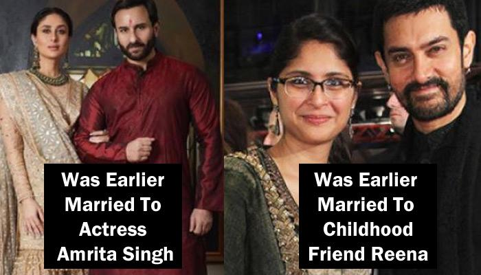 10 Bollywood Actors Who Gave Love A Second Chance And Had Successful 'Dusri Shaadis'