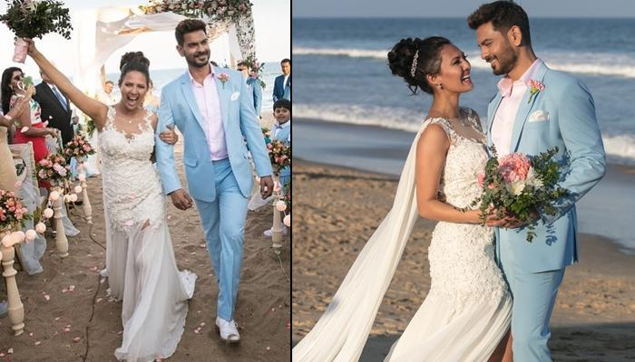Keith Sequeira & Rochelle Rao Have A Dream Wedding, Congratulations Guys!