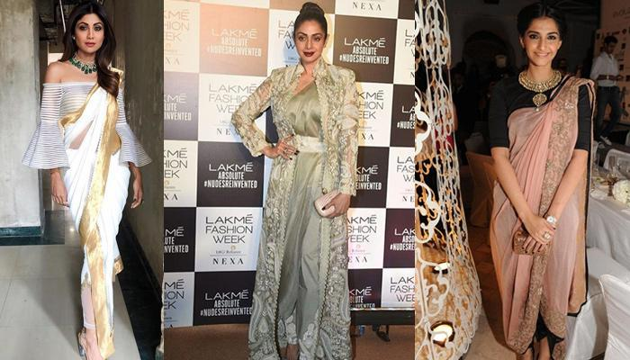 Slay It Like These Bollywood Divas In The Trendy Dupatta-And-Pants Fusion Wear!
