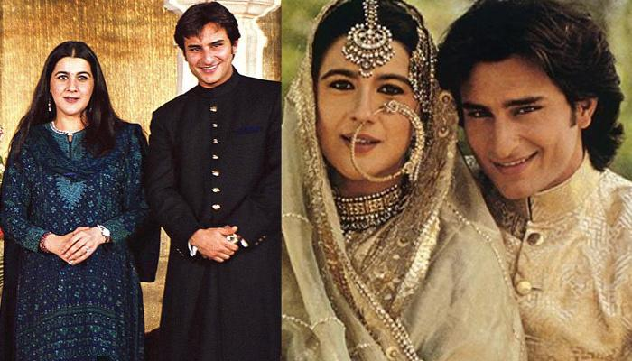 Saif Ali Khan And Amrita Singh's Tragic Love Story: From A Fling To Marriage And Finally Divorce