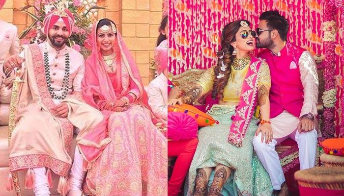 Forget Brides, Check Out These Real Grooms Flaunting Their Pink Wedding Attires