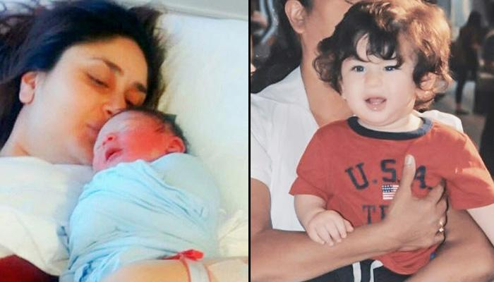 12 Super-Adorable Pics Showing Taimur Ali Khan's Journey From A Baby To A Handsome Kid
