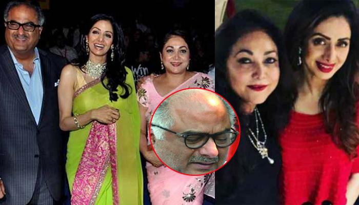 Boney Kapoor Could Not Stop Crying After Seeing Tina Ambani's Gift In Sridevi's Memory