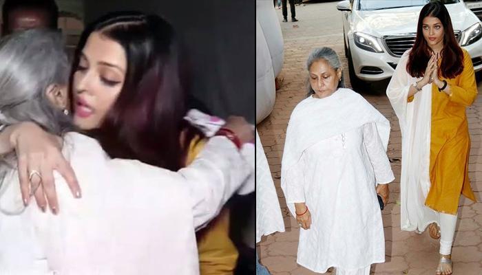 75685069e5f Aishwarya Rai Bachchan s Sweet Gesture For Mother-In-Law Jaya Bachchan Won  Everyone s Heart