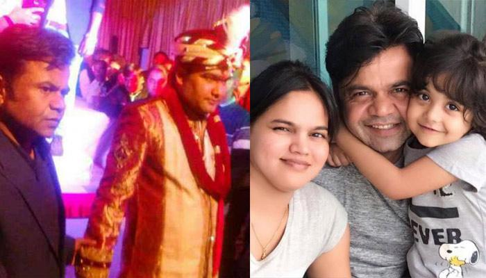 Famous Comedian Rajpal Yadav's Daughter Jyoti Married A Bank Cashier In A Lavish Ceremony