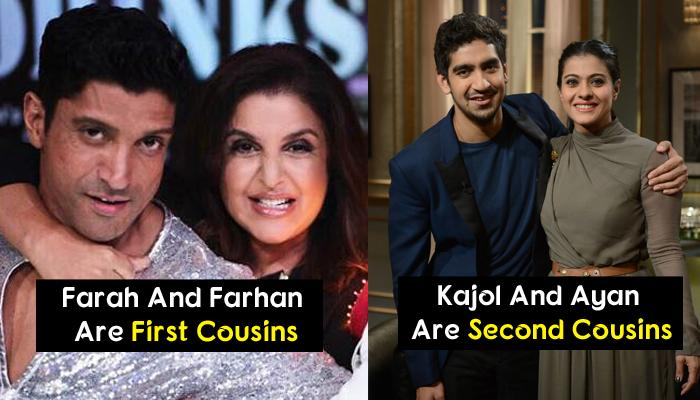 26 Popular Bollywood Celebrities Who Are Related To Each Other And Not Many Of Us Know About It