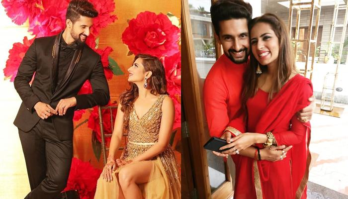 TV Couple Ravi Dubey And Sargun Mehta Celebrate 8 Years Of Togetherness, Here's How Cute It Is