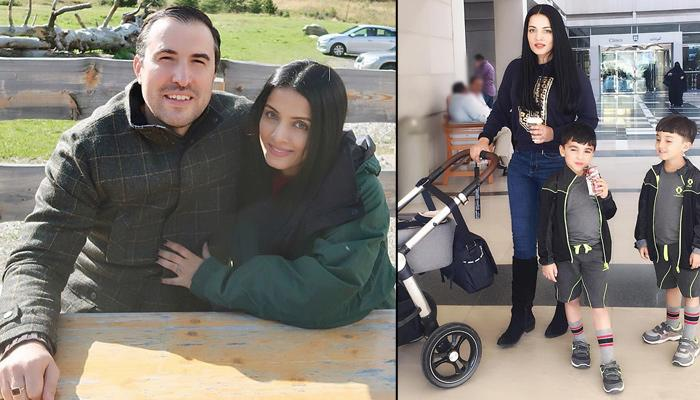 Celina Jaitly Shares The First Picture Of Her Third Son, 6 Months Old Arthur Jaitly Haag