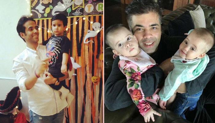 4 Famous And Successful Bollywood Celebs Who Are Proud Single Fathers
