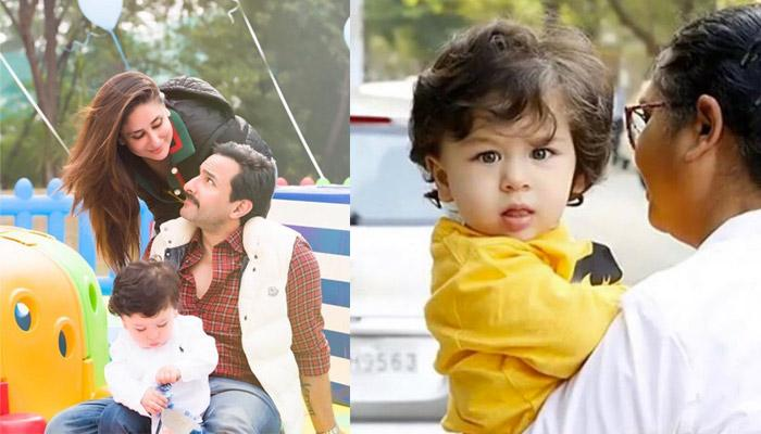 Saif Wanted To Change Their Son, Taimur's Name To 'Faiz' And Kareena's Reaction Was Surprising