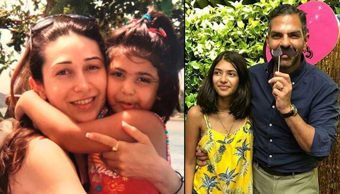Ex-Couple Karisma Kapoor And Sunjay Kapoor Came Together To Celebrate Their Daughter Samiera's B'day