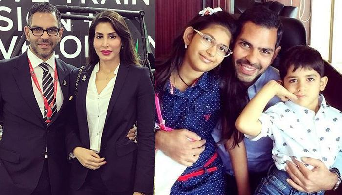 Stepmom Priya Sachdev Posts B'day Wishes For Hubby Sunjay And His Ex Karisma's Kids, Kiaan-Samiera