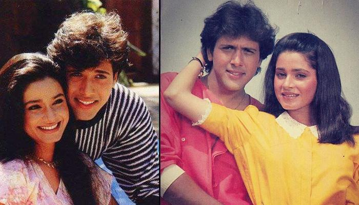 Despite Being Madly In Love With Neelam Kothari, Govinda Reveals Why He Couldn't Marry Her