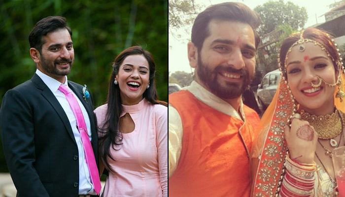 Megha Gupta Wishes Her Partner-In-Crime And Hubby Siddhant Karnick On His 35th Birthday