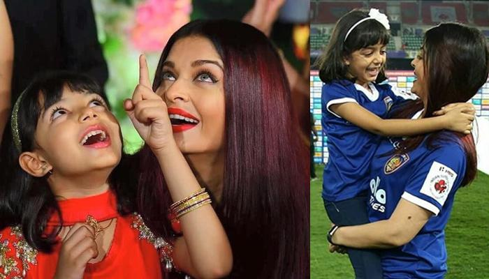 'Maa' Aishwarya Rai Bachchan Feels Blessed To Have 'Beti' Like Aaradhya, Says She Is God's Child