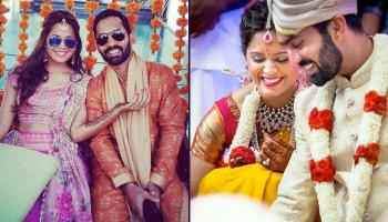 Love Story Of Cricketer Dinesh Karthik And India's Squash Queen Dipika Pallikal; Wedding Pics Inside