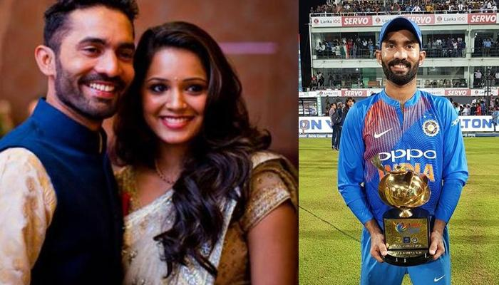 Dinesh Karthik's Proud Wife Dipika Pallikal Karthik Calls Him A Superhero In An Insta Post
