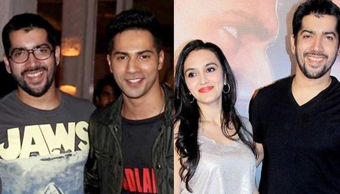 Varun Dhawan To Become Uncle, Brother Rohit Dhawan And Wife Jaanvi Are Expecting First Baby