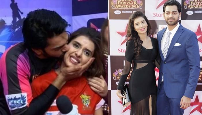 Neeraj Malviya Kissed His Ex-Fiancee Charu Asopa, She Calls It A Publicity Stunt