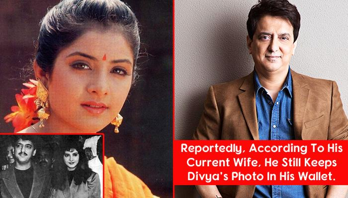 Divya Bharti And Sajid Nadiadwala's Love Story: An Eternal Marriage Of 10 Months