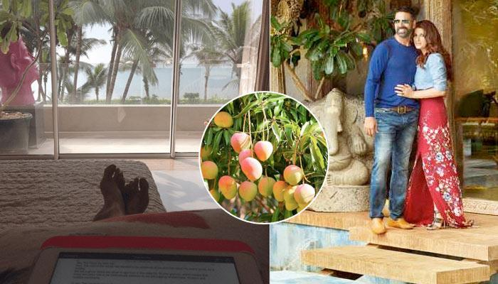 Akshay And Twinkle's Luxurious Seaside Home Overlooks Arabian Sea And Even Has Pond In Living Room