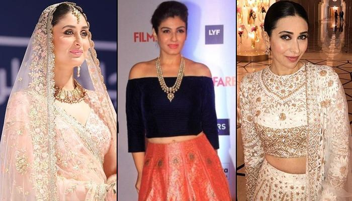 18 Bollywood Divas Who Happily Chose To Tie The Knot With 'Once-Married' Men