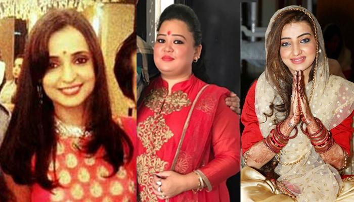 7 Television And Bollywood Actresses And Their Roka Ceremony Looks That Are Simple Yet Stylish