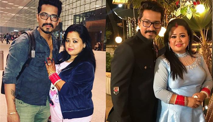 Bharti Singh Talks About Her Married Life With Haarsh, Says Everyday Is A Valentine's Day For Them