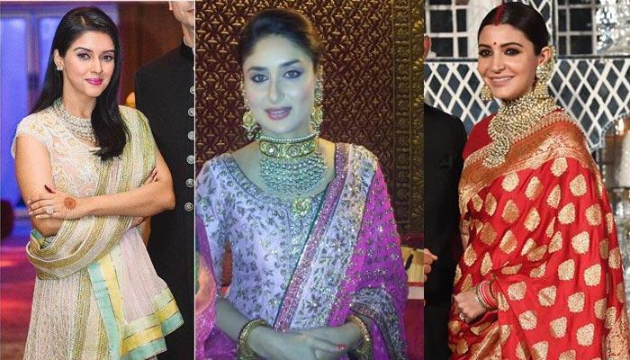 19 Bollywood Brides That Dressed Like Million Bucks On Their Wedding Reception