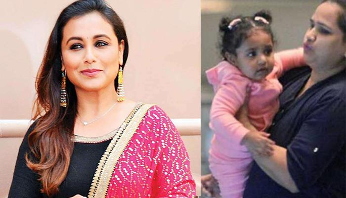 'Hichki' Actress Rani Mukerji Reveals What She Has Learnt From Her 2-Year-Old Daughter Adira