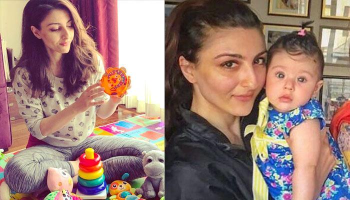 Soha Reveals Inaaya's 1st Flight Experience; More Sympathetic Towards People Who Travel With Babies