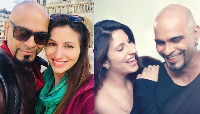 Raghu Ram Is In Love With Eijaz Khan's Ex, Natalie Di Luccio; Posts Anniversary Message For Her