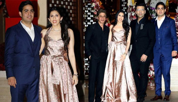 Mukesh Amabani's star-studded bash for son's engagement