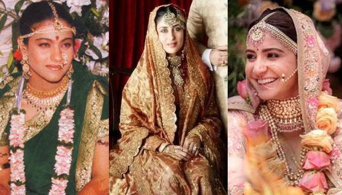 28ab43b4804 24 Bollywood Divas From All The Eras And Their Ravishing Real-Life Bridal  Looks