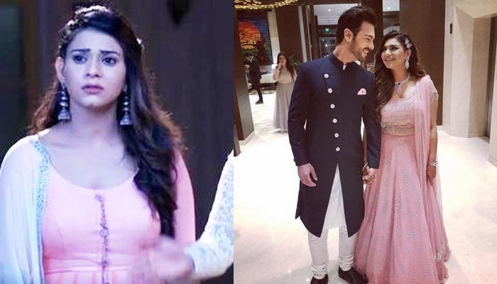 'Naamkarann' Actress Poonam Preet Gets Engaged To 'Kundali Bhagya' Actor Sanjay Gagnani, Pics Inside