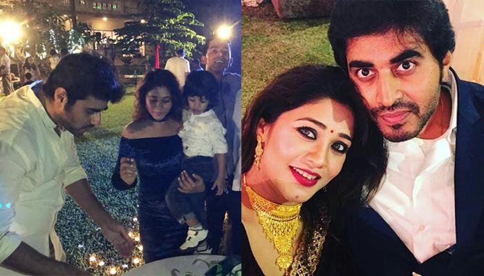 Amrapali Gupta And Yash Sinha Celebrate Their Son, Kabir's 2nd Birthday In The Most Unique Way