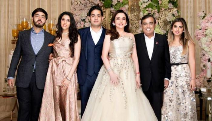 Nita Ambani And Isha Ambani Welcomed Shloka Mehta Into The Ambani Family In A Special Manner