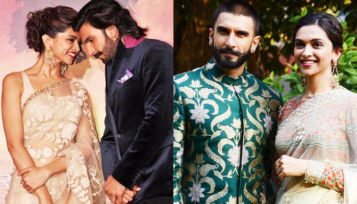 Ranveer Singh And Deepika Padukone's Wedding To Take Place By The End Of 2018