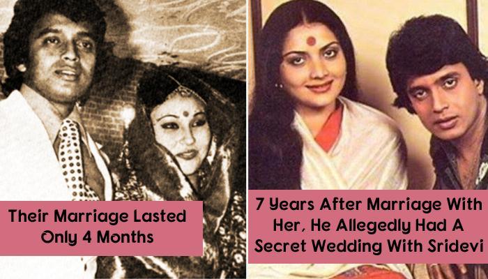 Mithun Chakraborty's 2 Women, Helena Luke And Yogeeta Bali: The Tragedy Of Two Marriages