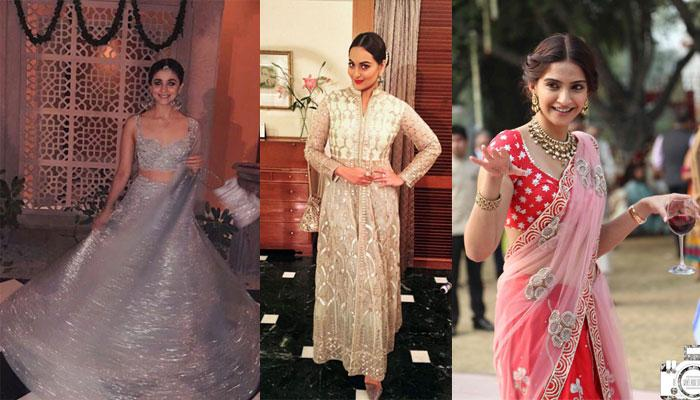 Gorgeous Bridesmaid Outfits Of 11 Bollywood And TV Divas At Their Bestie's Shaadi Are BFF Goals