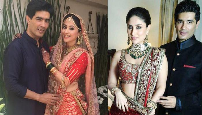 16f14e6c68 6 Bollywood Actresses Who Wore Manish Malhotra Outfit On Their Wedding