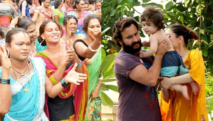 Kapoor Khaandaan Gave Unbelievable Sum Of Money To Transgenders To Save Taimur From 'Buri Nazar'