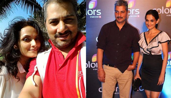 Rajeshwari Sachdev Has Fallen In Love With Varun Badola All Over Again. Here's Why