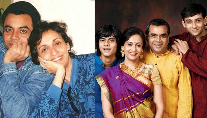 Married To The Ex-Miss Universe, Paresh Rawal Saw Swaroop Sampat For The 1st Time And Lost His Heart