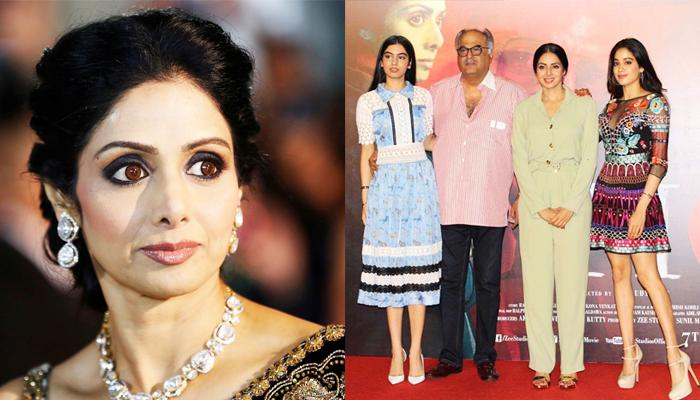 65th National Film Awards: Boney, Janhvi And Khushi Says Sridevi Was A Super Actor And A Super Mom