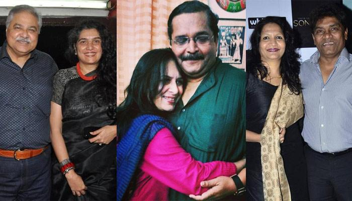 20 Popular Bollywood Comedians And Their Lesser Known Life Partners Who Are Their Inspiration