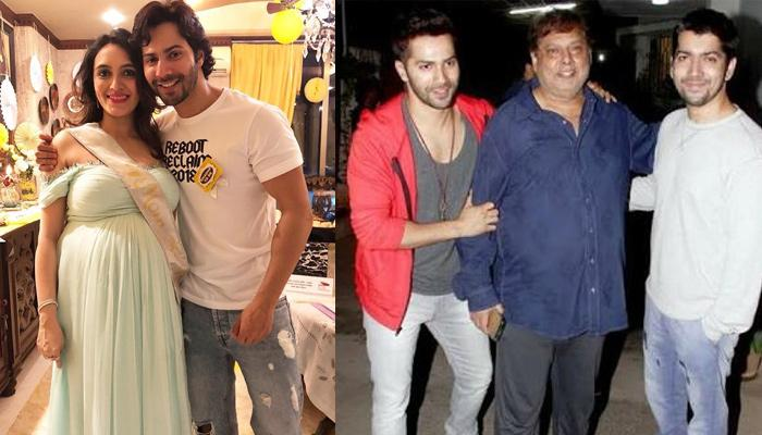 Varun Dhawan Is Excited To Become A 'Chacha' Soon, Shares Picture With His Pregnant 'Bhabhi'
